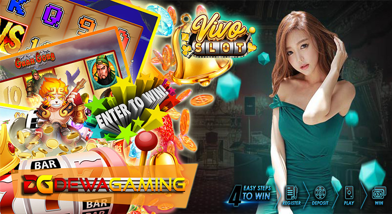 Vivo Slot Game Slot Penuh Kejutan